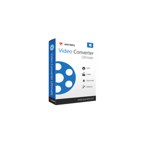 AnyMP4 Video Converter Ultimate, 4K video/1080p HD video and MP4