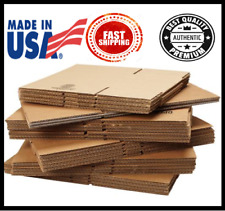 New Listing25 Pack Shipping Boxes Packing Mailing Moving Storage Corrugated Boxes Uline