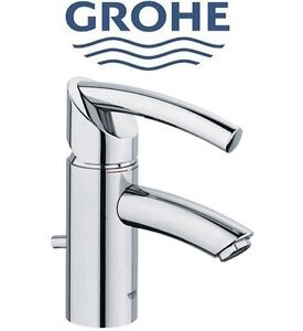 Grohe-Tenso-32366000-Single-Hole-Single-Lever-Basin-Mixer-w-Pop-up ...