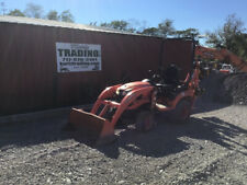 2018 Kubota Bx23s 4x4 Hydro 23hp Compact Tractor Loader Backhoe With 1200hrs