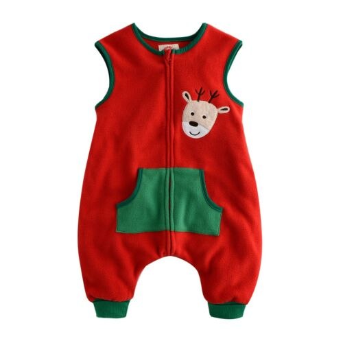 "Vaenait Baby Kids Micro Fleece Sleeping Blanket Sleepsack /""Christmas set/"" 12M-7T"