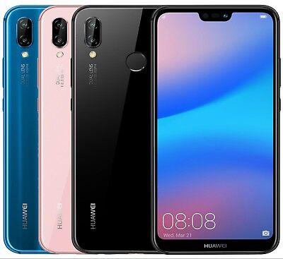 Huawei P20 Lite ANE-LX3 Dual Sim (FACTORY UNLOCKED) 5 8