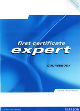 Pearson FCE EXPERT First Certificate New E Coursebook w CD &Oline iTests Acc NEW
