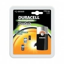 Duracell rechargeable Battery pocket charger