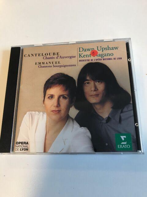 Chants D'auvergne Vol.2 (1997) Dawn Upshaw/ Kent Nagano 653