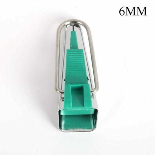 1//4//60Pcs Fabric Bias Binding Tape Maker Kit Binder Tool For Sewing /& Quilting