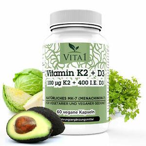Vitamin-K2-MK-7-Menachinon-Vegan-200-mag-2-Kapseln-HERGESTELLT-IN-DEUTSCHLAND
