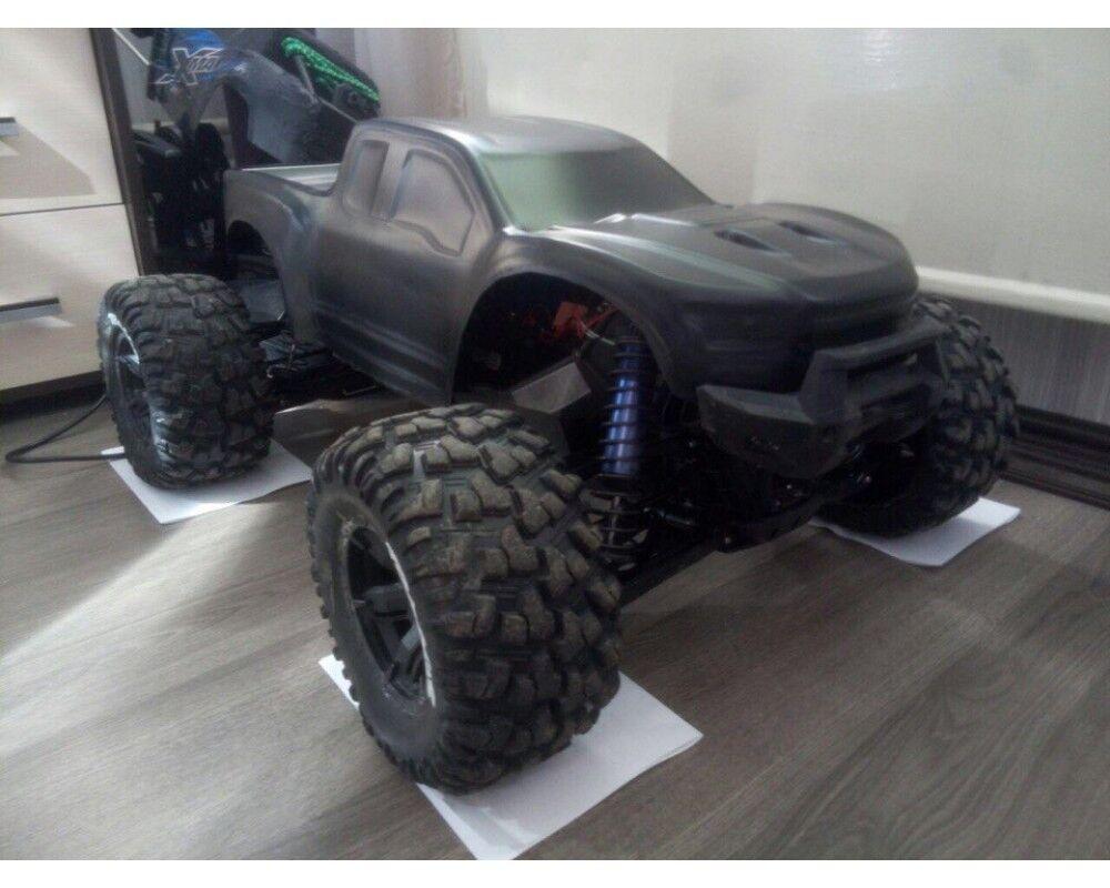 New Unbreakable body for Traxxas XMaxx Raptor