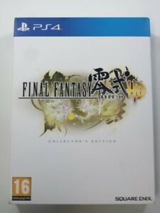 FINAL FANTASY TYPE 0 HD COLLECTOR PS4 MULTI