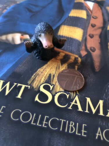 STAR ACE fantastico BESTIE Newt Scamandro niffler 2 Loose SCALA 1//6th