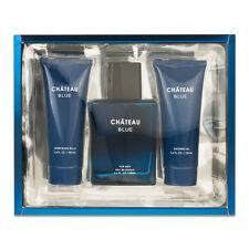 Chateau Blue De Chanel Impression 3 Piece Cologne Gift Set