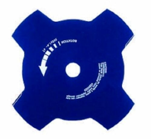 25,4mm 4-Zahn Gras Freischneidermesser 255 x Bo Dickichtmesser Motorsense u