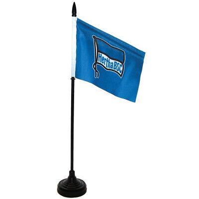 SOUND FAHNENMAST FAHNE FLAGGE HERTHA BSC BERLIN NEU