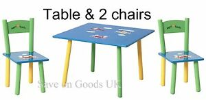 Outstanding Details About Childs Table Desk Chair Set Colourful Kids Small Play Table Chairs Set Download Free Architecture Designs Crovemadebymaigaardcom