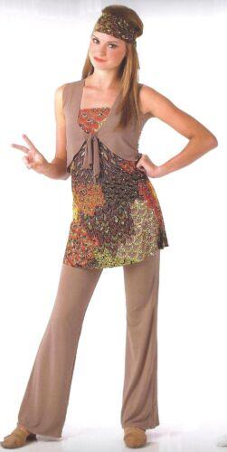 FAR OUT Hippie Cher Dance Halloween Costume CLEARANCE CM CL CXL AL AXL