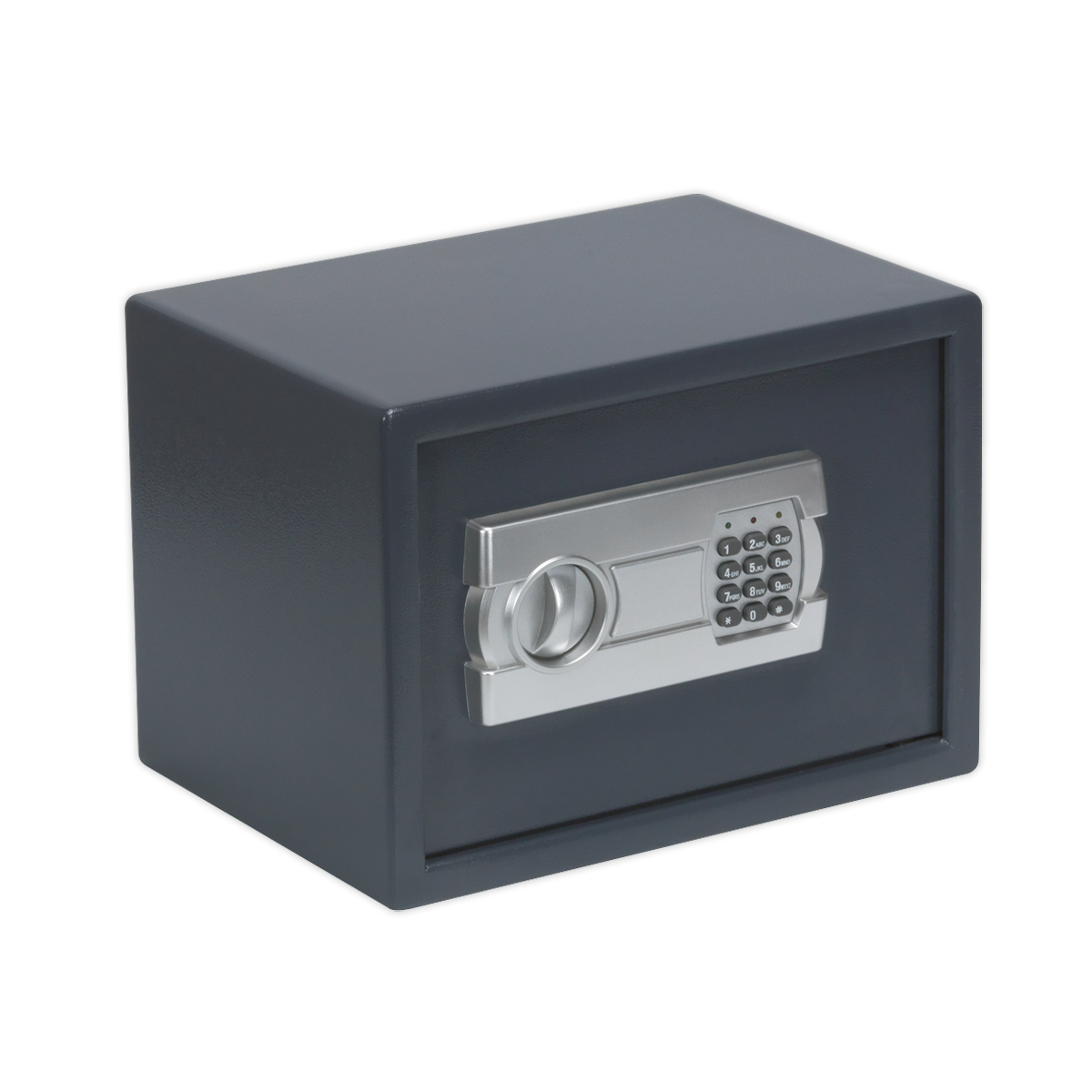 - Electronic Combination Security Safe 350 x 250 x 250mm SEALEY SECS01 by Sealey