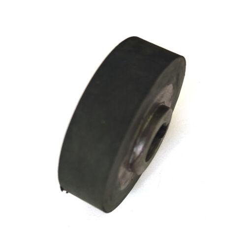 ⌀50mm Black Rubber Wheel Belt Wheel FR-900//1000 Sealing Machine Sealer Parts USA