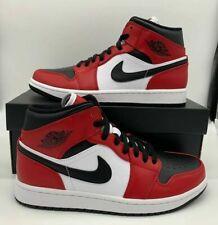 Nike Air Jordan 1 One High The Return Chicago Red White Sz 11 For