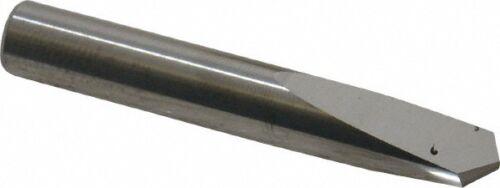 "Hertel 3//8/"" Solid Carbide Spade Drill Bit 2-1//2/"" Overall Length"