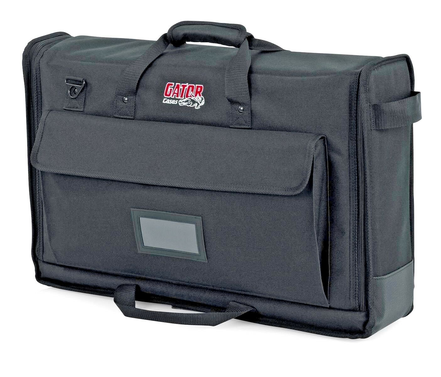 Gator Cases Padded Nylon Carry Tote Bag for LCD Between 19-24  Small Screens