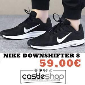timeless design cf234 23ab2 La imagen se está cargando Nike-Scarpe-da-corsa-Downshifter-8-908984-001-