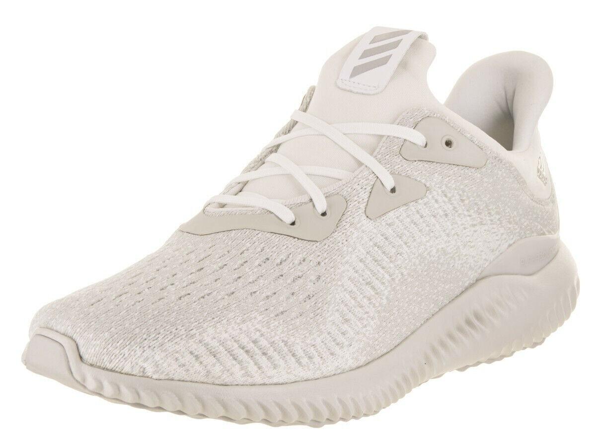 NUOVE  Adidas Men's RUNNING ALPHOOUNCE EM scarpe - DB1092 Dimensione 12 MSRP  110.00  rivenditori online