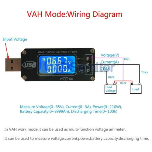 USB Step UP//Down buck-boost power supply Adjustable 5V To 3.3V 9V 12V 24V Module