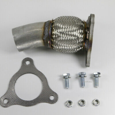Chevrolet HHR Cobalt Saturn Ion Front Flex Section Exhaust Pipe 2.2 2.4 w//Gasket