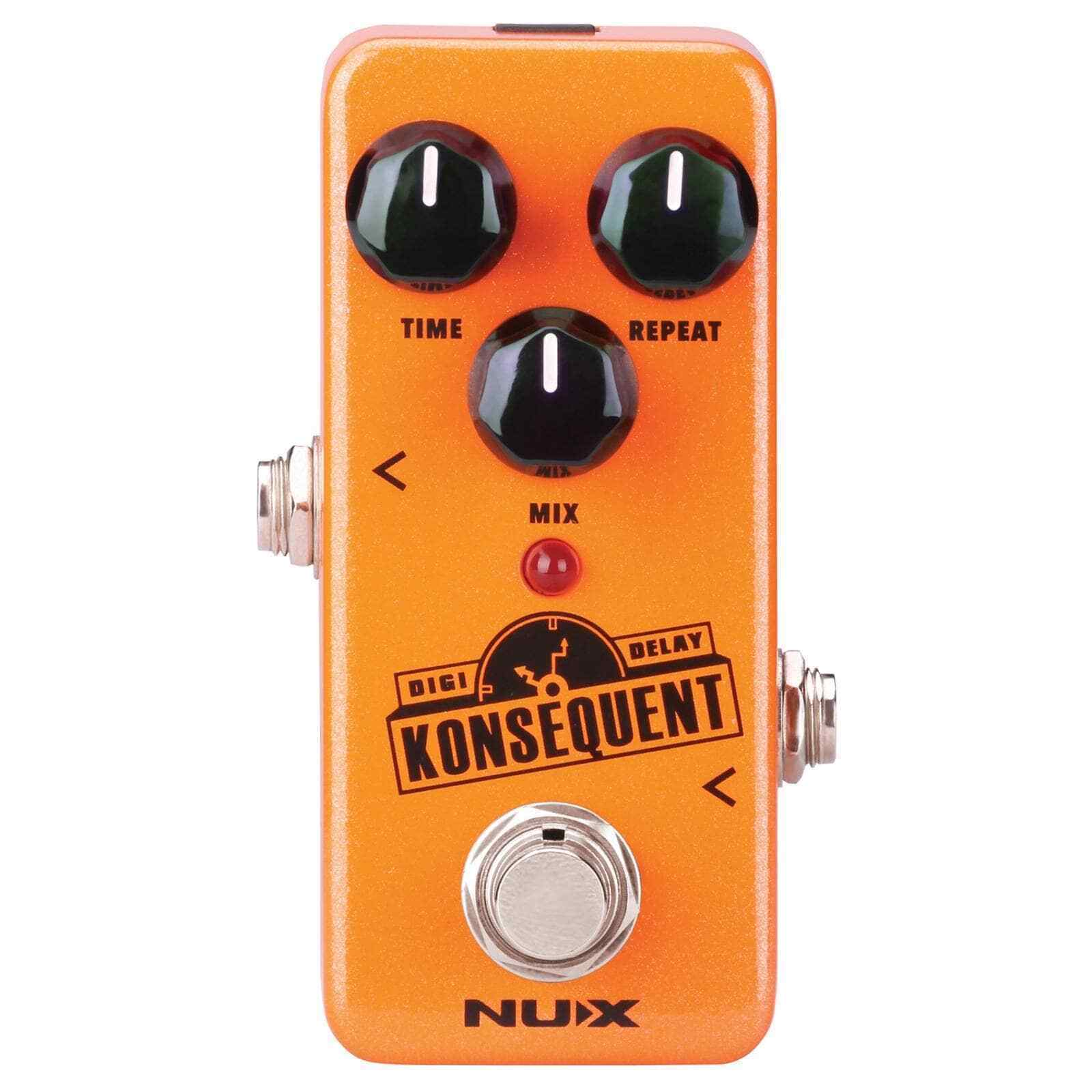 NUX Konsequent Digital Delay Pedal (RRp )