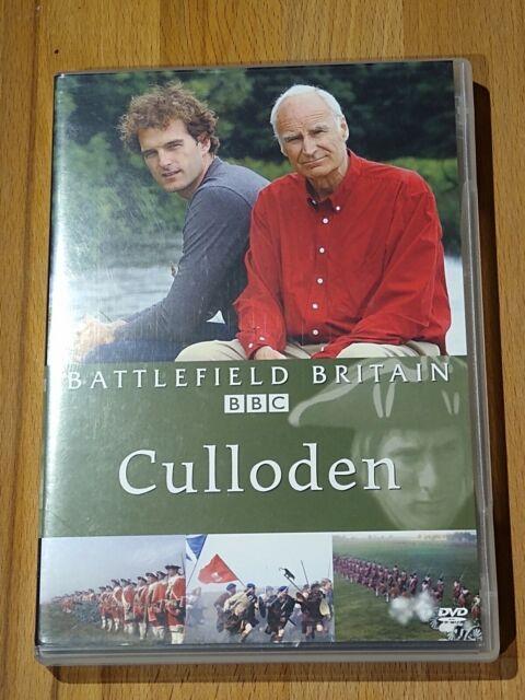 Battlefield Britain - The Battle Of Culloden 1746 (DVD, 2005) BBC