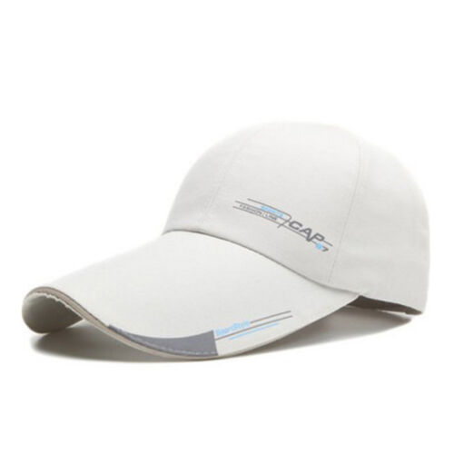 Mens Baseball Cap Adjustable Snapback Plain Trucker Funky Sport Hip-hop Hat hi