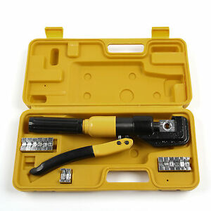 4-70mm-Hydraulic-Crimper-Tool-Tube-Terminals-Lugs-Battery-Wire-Crimping-Force-UK