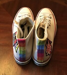 New Taylor da Scarpe 5m 11 Chuck uomo Rainbow All Star 515wTx