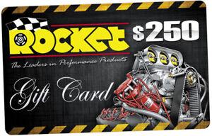 $250 Rocket Gift Card