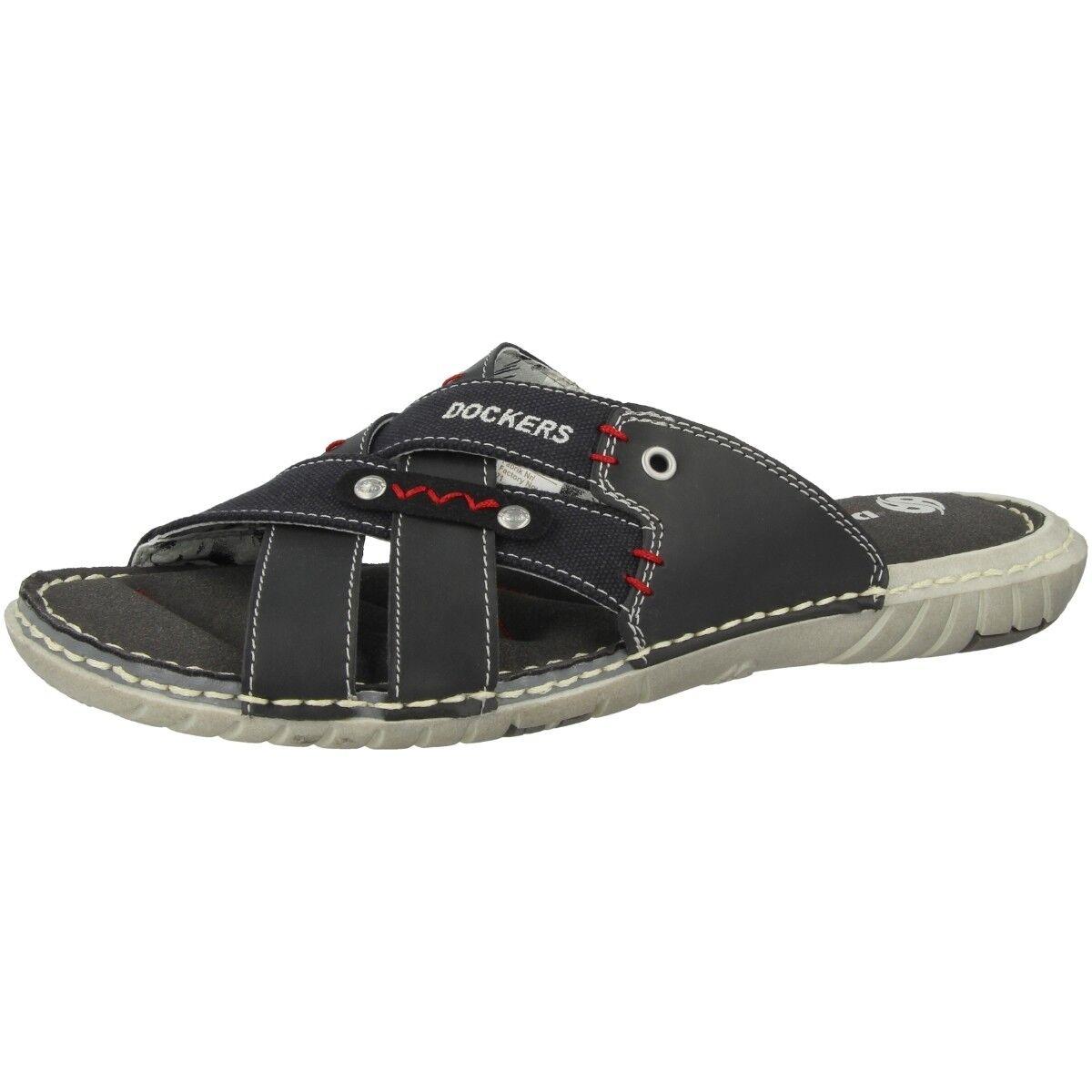 Dockers By Gerli 38SD006 38SD006-600100 Sandali Pantofole Scarpe Pantofole 38SD006-600100 38SD006 93b9e8
