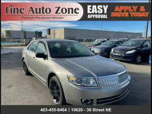 2008 Lincoln MKZ AWD One Owner Low Mileage
