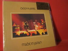 """DCC LPZ-2052 DEEP PURPLE """" MADE IN JAPAN """" (PURE ANALOGUE LP/FACTORY SEALED)"""