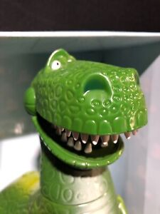 Disney-Parks-Store-Pixar-Toy-Story-Talking-Rex-Action-Figure-NIB-2019-13-Tall