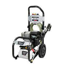 Simpson Megashot 3,200 PSI 2.5 GPM Gas Pressure Washer with Honda GC190 Engine