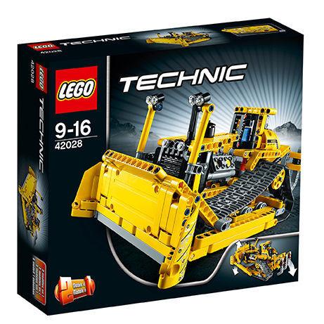 LEGO Technic Bulldozer 42028   NEU