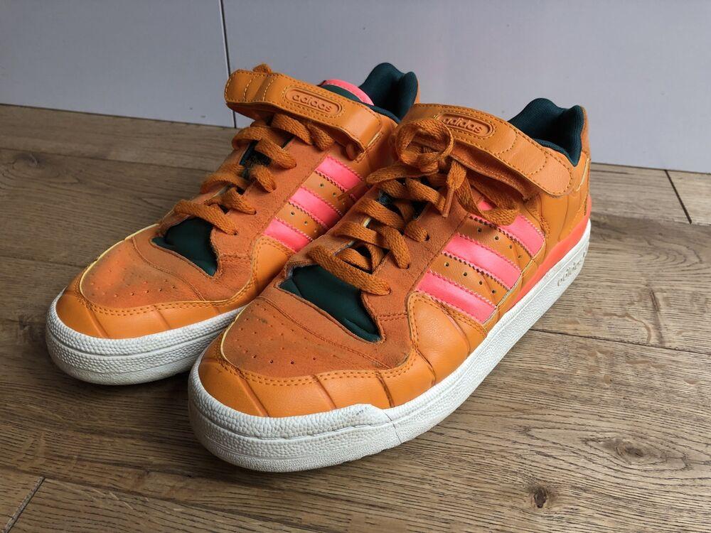 ADIDAS Lo Pumpkin Natural Orange UK 9,5 EU 44 US 10 G02897 officiel-