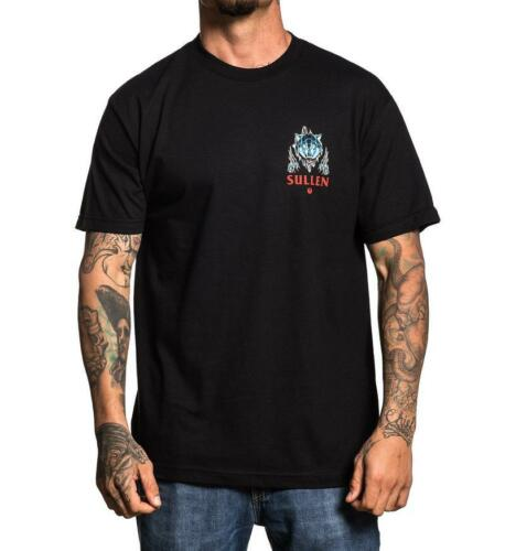 Sullen Clothing Garr Wolf Pack Mentality Tattoo Adult Mens T Tee Shirt SCM1817