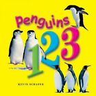 Penguins 123-Board by Kevin Schafer (Board book, 2004)