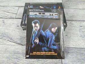 Ballistic: Ecks vs. Sever (DVD, 2002) Pack of 4