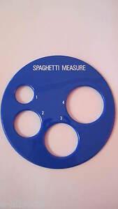 Kleeneze-mesure-spaghetti-bleu-plastique-nouvelle-livraison-gratuite
