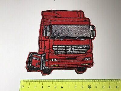 .aufnäher Patch - Mercedes Truck ... Jahre Lang StöRungsfreien Service GewäHrleisten