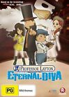 Professor Layton and The Eternal Diva R4 DVD