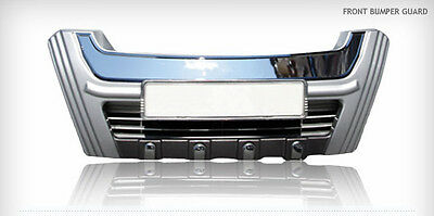 Front Tuning  bumper  guard  For  HYUNDAI Grand Starex(2007~on) imax H1 ////