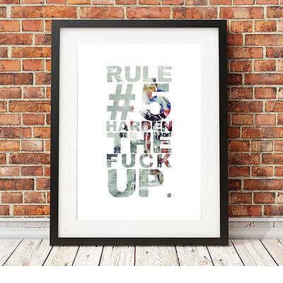 Andy Hampsten ❤ Ciclismo ❤ Regola 5 Poster Art Print Edizione Limitata In 5 Taglie #7- Adottare La Tecnologia Avanzata