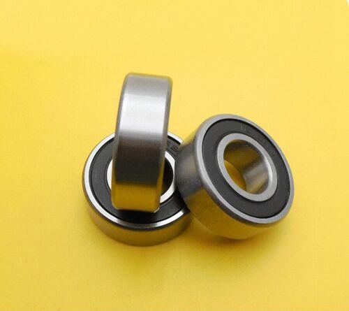 M/_M/_S 10pcs British system Sealed Ball Bearing 1607-2RS 11.112 x23.019 x7.938mm